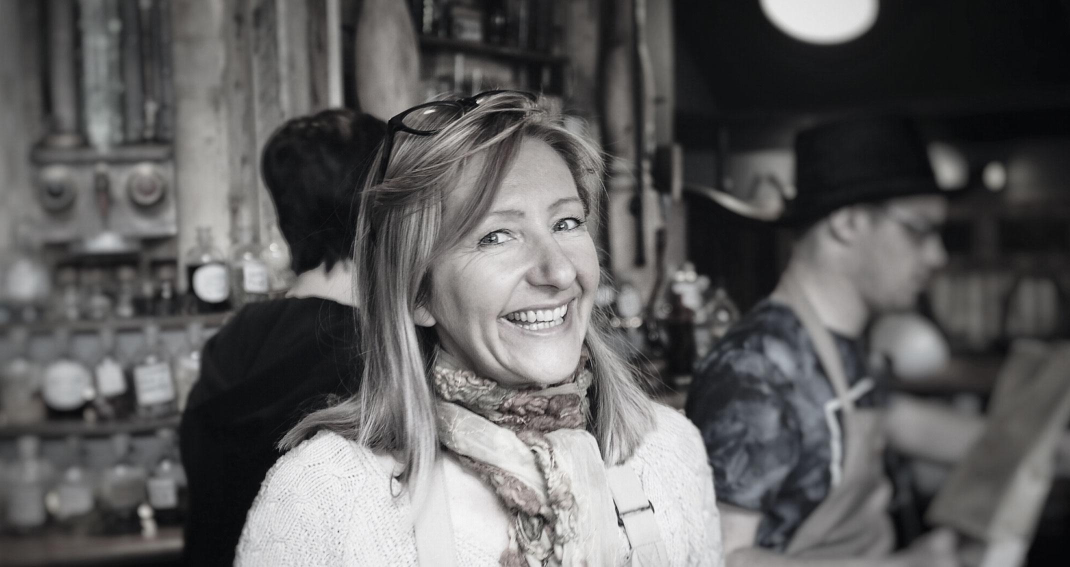 CEO Deborah Bullivant