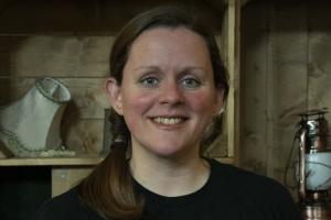 Creative Learning Manager, Gemma Thornton