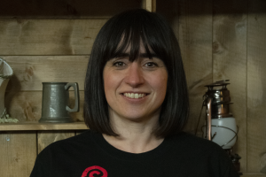 Operations Manager, Lisa Holden